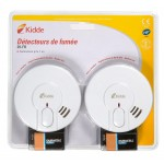 Set 2 Detectoare de fum Kidde