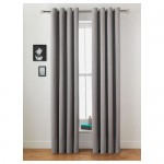 Set 2 Draperii Collection Twilight Grey Mist 117x137cm/buc.