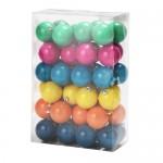 Diverse modele Globuri si Ornamente Brad de Crăciun, Diverse Culori, 24-48 buc.