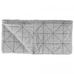 Patura ColourMatch White Bedspread, 135 x 240cm