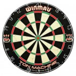 Set Dartboard si Cabinet Winmau Ton Machine