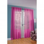 Set 2 Perdele ColourMatch Funky Fuchsia, 152x220cm/buc.