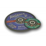 Disc profesional taiere metal 230 x 3 x 22 mm, Abracs Phoenix II