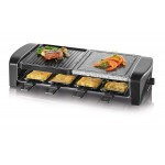 Grill electric multifunctional Severin RG 9640, 1400W, negru
