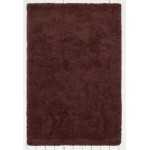 Covor ColourMatch Snuggle Shaggy Chocolate 170x110cm