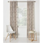 Set 2 Draperii HOME Cow Parsley Natural 117x137cm/buc.