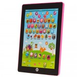 "Tableta pentru Copii ""My First Year Tablet Pad Toy Fun Game"" Pink"