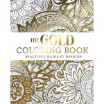"Carte de colorat ""The Gold Colouring Book"""