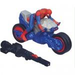 Ultimate Spider-Man Blast 'N' Go Racers