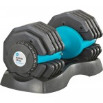 Gantera Men's Health Dial Dumbbell 25kg