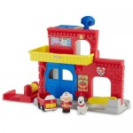 Fisher-Price Set statie de pompieri