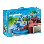 Super set Habitatul pinguinilor Playmobil Zoo