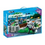 Super set Fortul Cavalerilor PLAYMOBILE