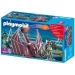 Catapulta dragonului PLAYMOBIL