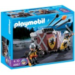Catapulta tripla PLAYMOBIL