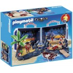 Set mobil insula piratilor PLAYMOBIL