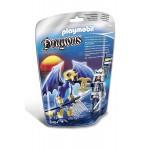 Playmobil Dragons - Dragonul Ghetii cu luptator