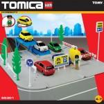 Tomica parcare de masini doua vehicule - TOMY
