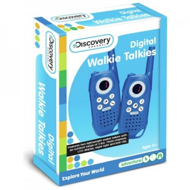 discovery channel walkie talkies. Black Bedroom Furniture Sets. Home Design Ideas