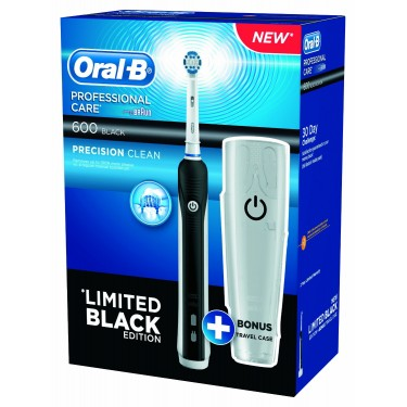 oral b 600 professional care periuta de dinti electrica. Black Bedroom Furniture Sets. Home Design Ideas
