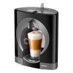Espressor KRUPS Nescafe Dolce Gusto Oblo KP1108, 0.8L, 1500W, negru