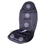 Husa scaun cu incalzire electrica si masaj Lifemax