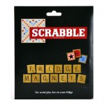 Novelty Scrabble Magneți pentru frigider