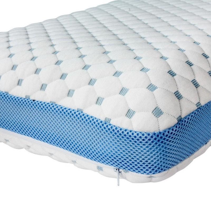 perna sampur oreiller blue sky 60 x 60 x 12 cm. Black Bedroom Furniture Sets. Home Design Ideas