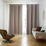 Draperie Stop Light 5 Blackout Grey 140 x 260 cm