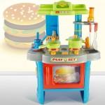 Bucatarie de Jucarie Children's Blue Cookie