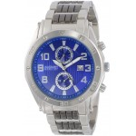 Ceas August Steiner Men Swiss Multi-Function Blue