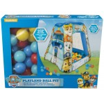 Paw Patrol Playland Square Ball Pit Playhouse cu 20 Bile