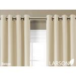 Draperie Larson Blackout Beige cu Inele 300 x 250 cm