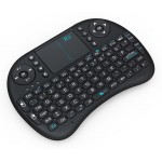Mini Tastatura Wireless cu Touchpad Mouse