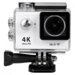 Cameră Video Action Camera 4K Wireless, Silver