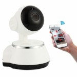 WiFi Smart IP Camera Net, lentila 3.6 mm, iPhone, Android