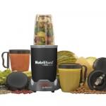 Blender Cooks Professional Nutriblend Premium, 10 accesorii, 700W