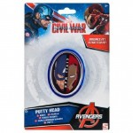 Plastelina de Joaca Captain America Putty Head