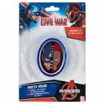 Plastelina de Joaca Captain America Putty Head