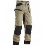 Pantaloni de lucru Blakläder, Marimea D104, Kaki/Black