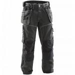 Pantaloni de lucru Blakläder Marime C46 Craftsman Trousers, Black