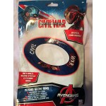Marvel Civil War Captain America Flying Glow Ring