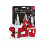 Ornamente Tacamuri Luxury Christmas Cutlery Holders