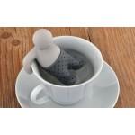 Infuzor ceai in forma de omulet