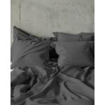 Lenjerie Pat Pierre Cardin Vintage, Antracite, 200 x 220cm