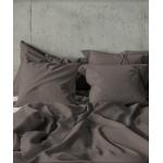Lenjerie Pat Pierre Cardin Vintage, Taupe, 155 x 220cm
