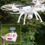 Drona Syma X8W Quadcopter