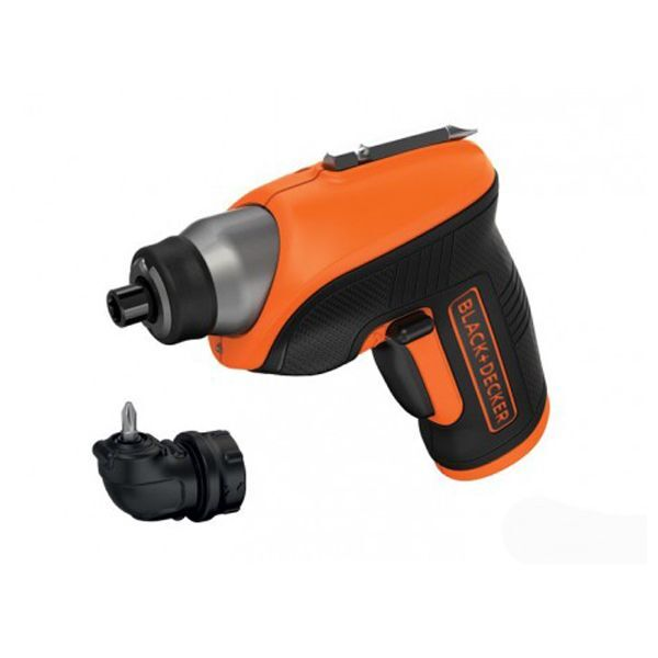 Surubelnita Electrica fara fir Black and Decker BDAS36V, Lithium 3.6V