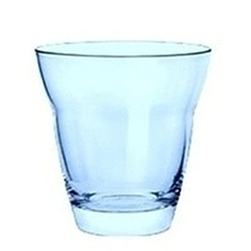 Set 3 Pahare Borgonovo Jazz Azzurro, 330 ml