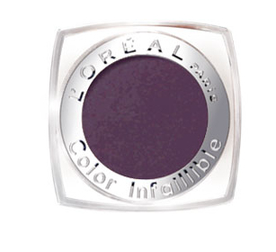 1 Fard de ochi L'oreal Color Infallible Eyeshadow  28 Enigmatic Purple